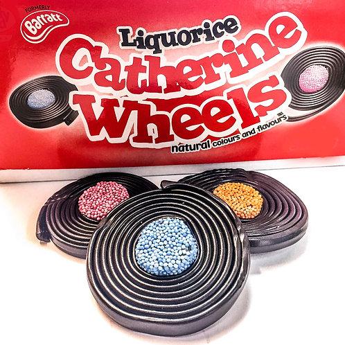 Liquorice Catherine Wheels