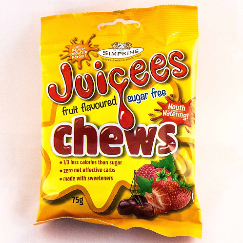 Fruit Flavoured Chews