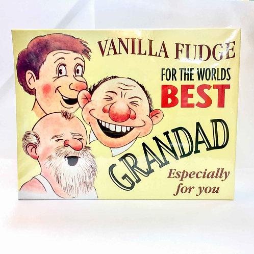 Grandad Vanilla Fudge Box