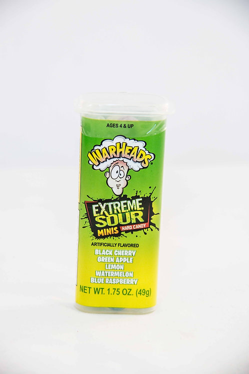 Warheads Minis Extreme Sour Hard Candy