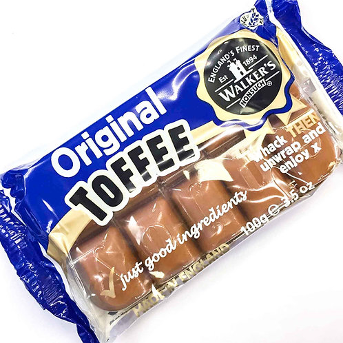 Original Toffee Slab