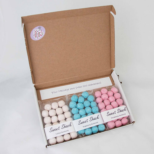 Build your own personalised giftbox