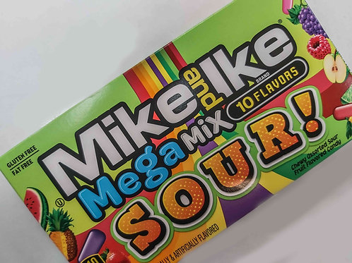 Mike&Ike Mega Mix Sour