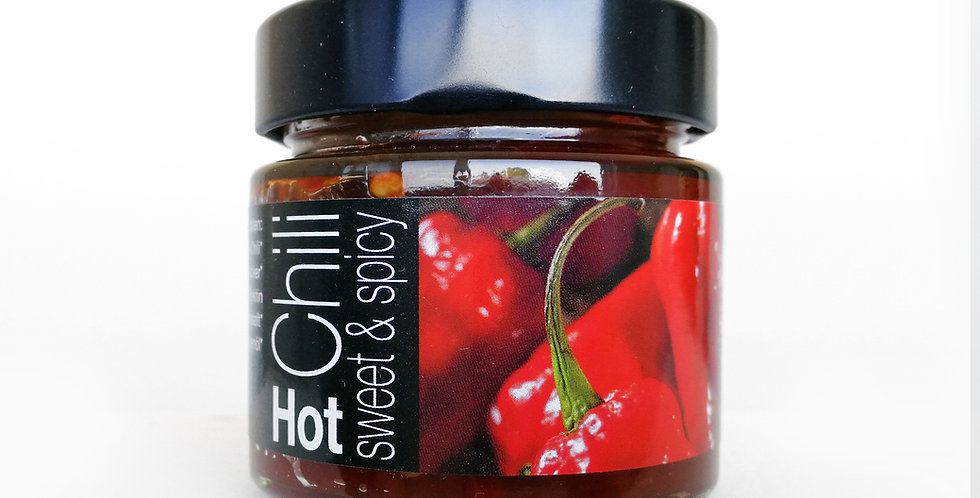 Chili sweet & spicy HOT