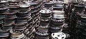 We sell used rims!