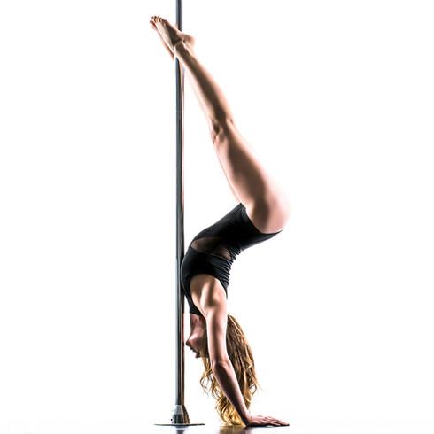Pole Dance Handstand