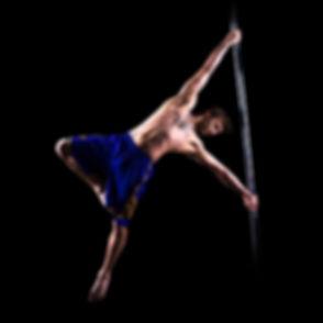Sportfotografie Pole Dance