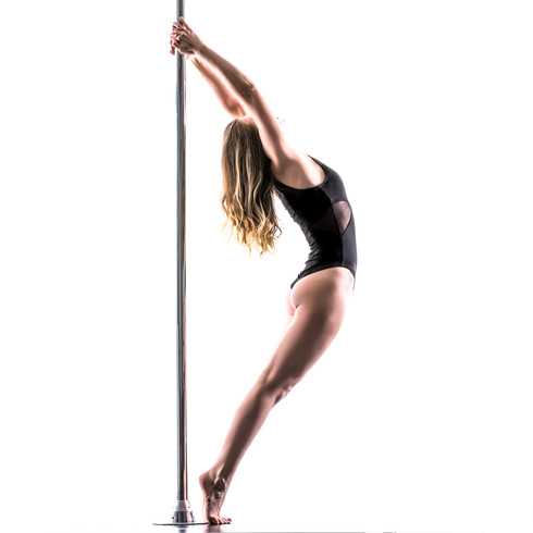 Pole Dance Backbend