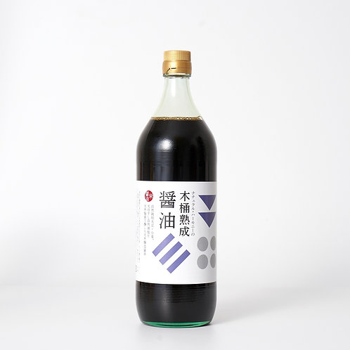 木桶熟成醤油 大瓶