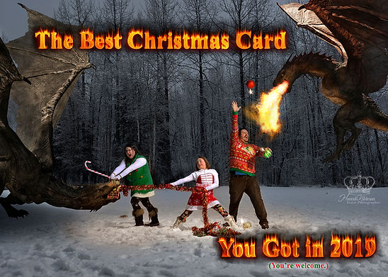 Funny_Christmas_card_with_family_and_dra