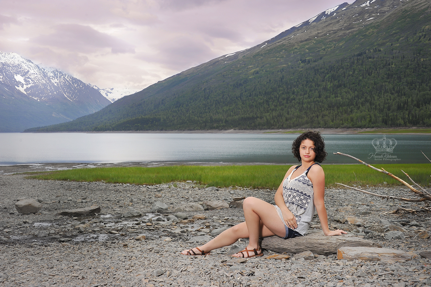 Eagle_River_AK_HS_Senior_at_Eklutna_lake