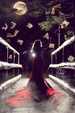 Outdoor_fine_art_portrait_red_dress_in_w