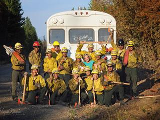 Sockeye Wildfire - Deedee Jonrowe & The Chevak Firefighters