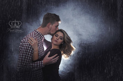 Romantic_couple_photo_in_outdoor_rain_and_smoke_in_photo_studio_Anchorage_Alaska_engagement_photogra