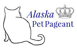 Alaska Pet Pageant logo Anchorage pet Ea