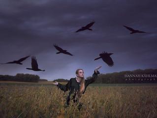 A Photographer's Creative Self-Portrait