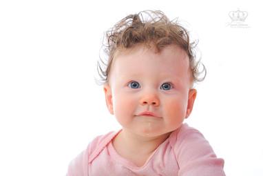 Child headshot by Anchorage Alaska famil