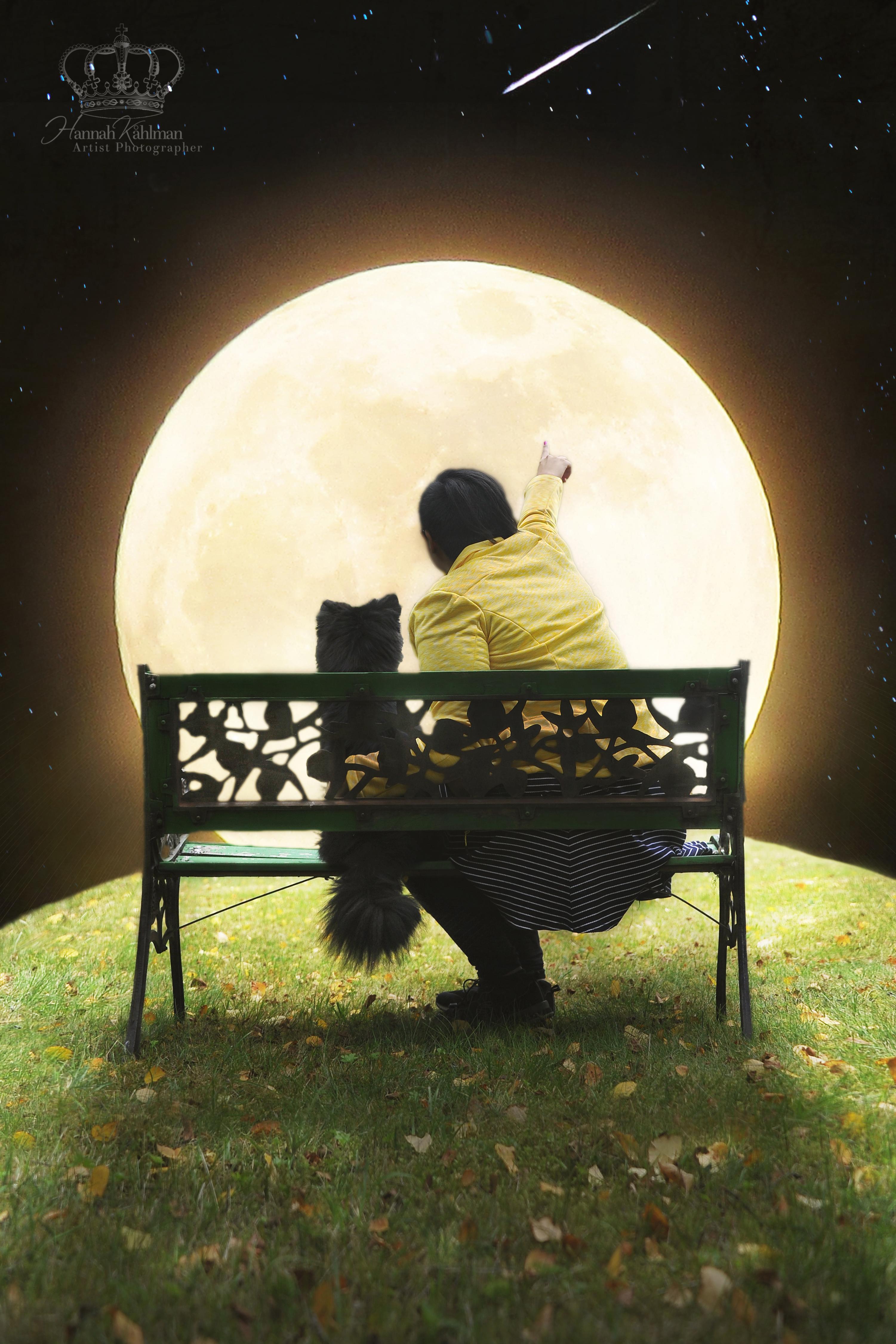 Woman_and_dog_portrait_conceptual_moon_p