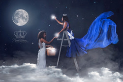 Conceptual_fine_art_clouds__moon_and_stars,_Miss_Alaska_Collegiate_by_Anchorage_Alaska_photographer_