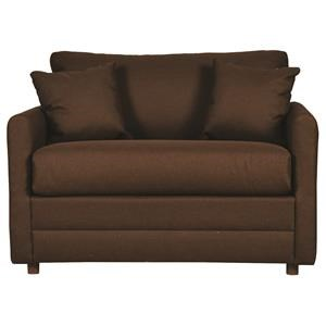 Product photo of couch furniture by prof