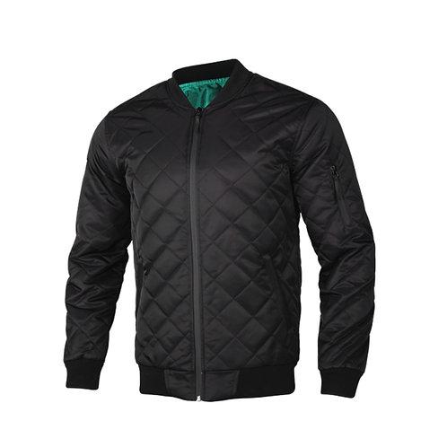 FLIGHT RISK jacket black   ¥14,000税抜