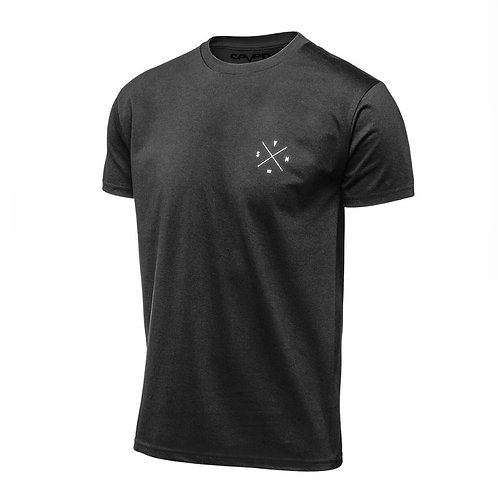 BENCHMARK TEE black