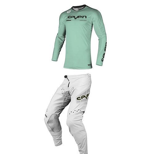 RIVAL  ZERO ウェアセット  mint  white
