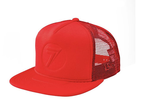 STAMP IT HAT red