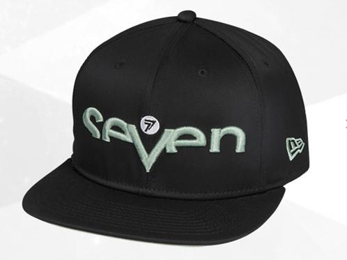 BRAND HAT  black paste