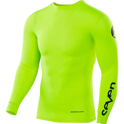 YOUTH ZERO COMPRESSION JERSEY flo yellow JP