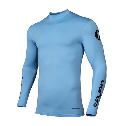 ZERO COMPRESSION JERSEY blue JP在庫
