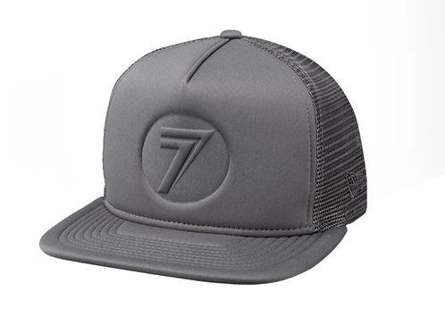 STAMP IT HAT  grey