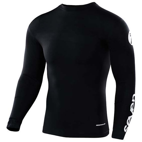 ZERO COMPRESSION JERSEY black JP