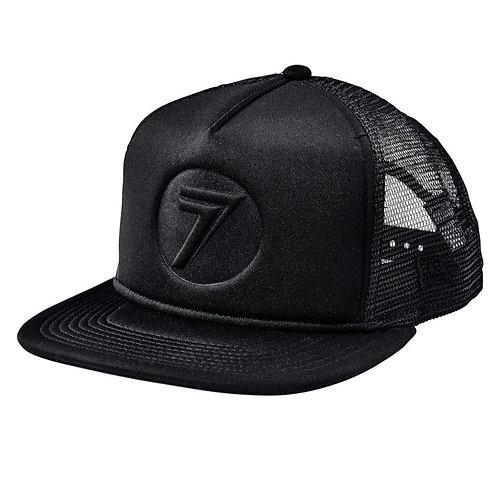 STAMP IT HAT black     ¥4,000税抜