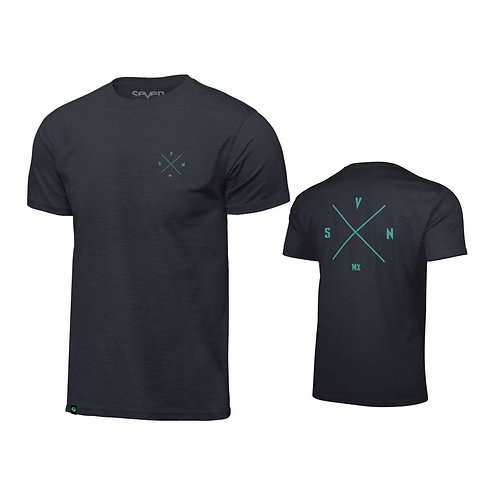BENCHMARK TEE  Charcoal Heather  JP