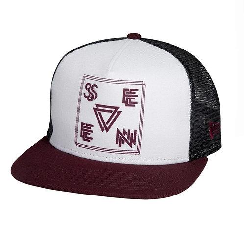VECTOR HAT   white    ¥4,000税抜