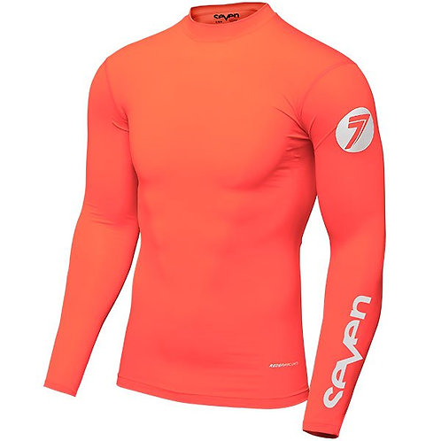 YOUTH  ZERO COMPRESSION JERSEY coral  US