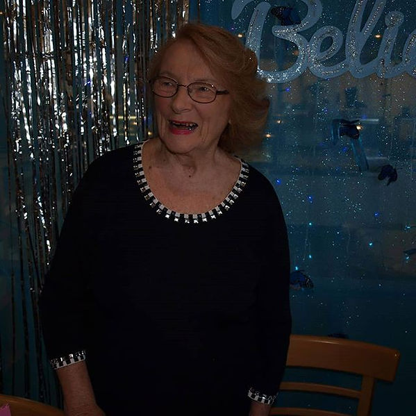 Mum at My Book Launch