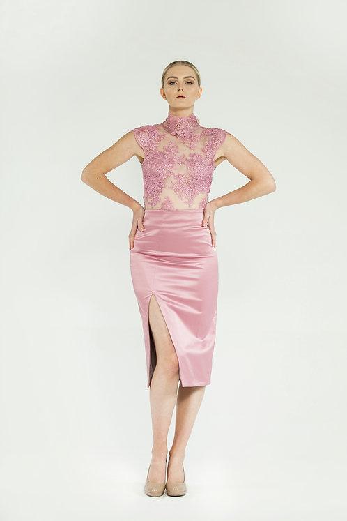 Staroružová sukňa