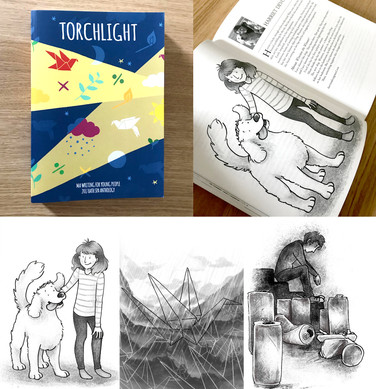 Torchlight illustrations