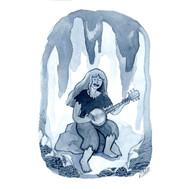 Transmundane Tuesdays: Cave witch