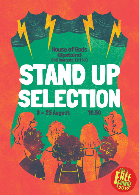 Stand Up Selection