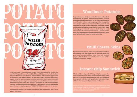 Potatoes, Potatoes, Potatoes.