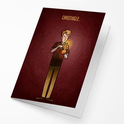 James Acaster: Christingle