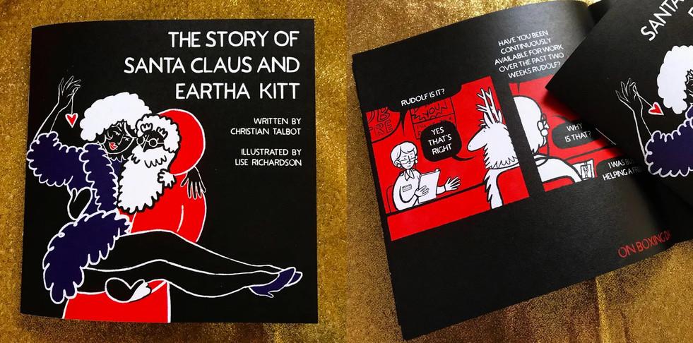 The Story of Santa Claus and Eartha Kitt