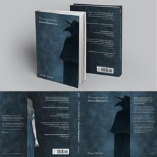 The seven deaths of Evelyn Hardcastle - cover design mockup