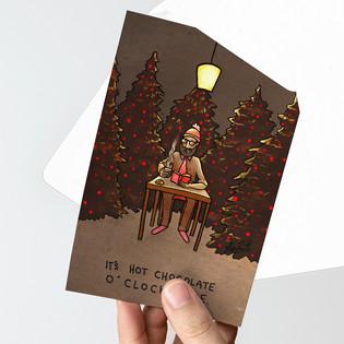 Hot Chocolate O'Clockolate