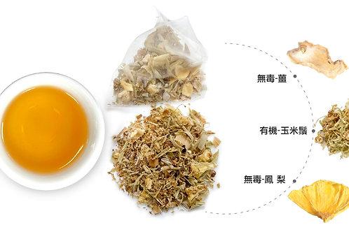 金玉發財茶
