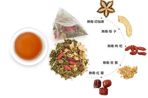 梨香美寶茶