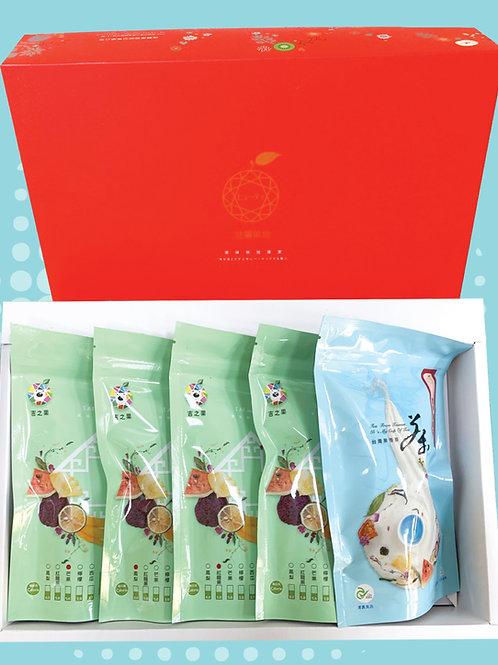 五福報春禮盒